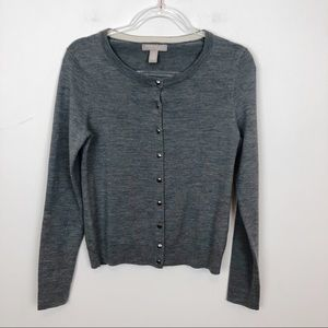 BANANA REPUBLIC CARDIGAN SWEATER SZ S